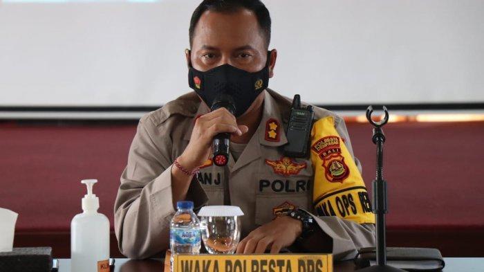 Polresta Denpasar Gelar Rakor, Larangan Mudik Hingga Pendataan Penduduk Diperkuat