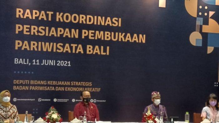 Progres Pembukaan Pariwisata Bali untuk Wisman Capai 90%, Menparekraf Optimis Dibuka Juli, Benarkah?