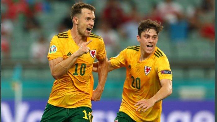 HASIL EURO 2020 GRUP A: Wales Sukses Membekuk Turki 2 Gol Tanpa Balas, Bale Bermain Ciamik