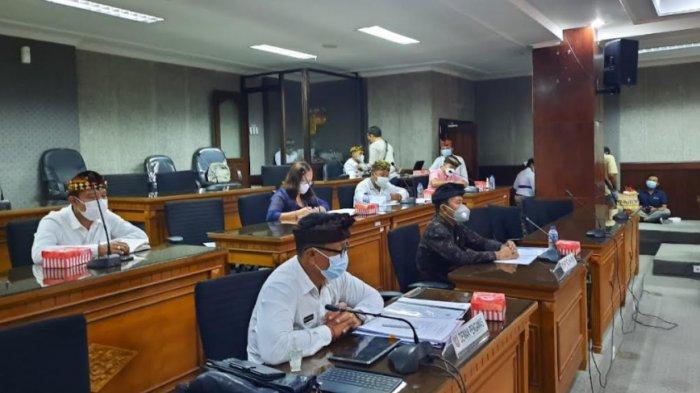 Komisi III DPRD Karangasem Dorong Perumda Tirta Tohkangkir Tuntaskan Persoalan Lahan Tirta Ujung