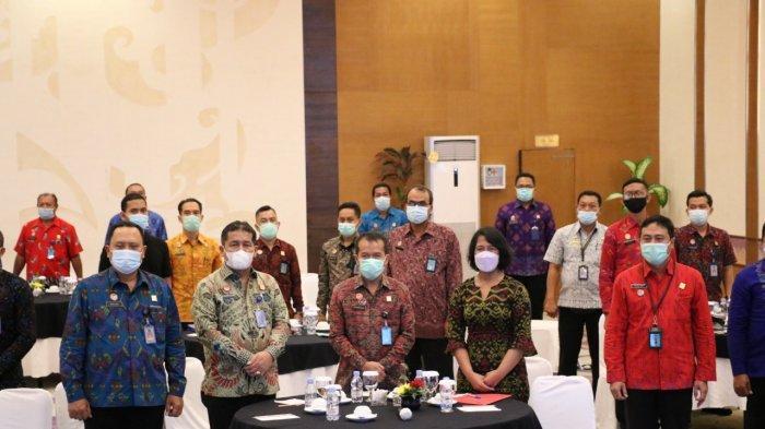 Buka Rakernis Pemasyarakatan Tahun 2021, Kakanwil Kemenkumham Bali Tekankan Ini