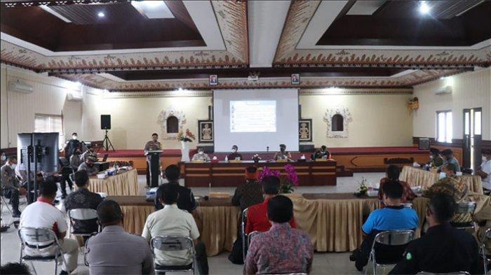 2.285 Aparat Gabungan Disiapkan untuk Pengamanan Hari Raya Nyepi & Perayaan Isra Mi'raj di Denpasar