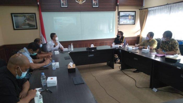 BWS Usulkan Anggaran Rp50 Miliar untuk Tangani Abrasi di Jineng Agung Gilimanuk Hingga Tabanan