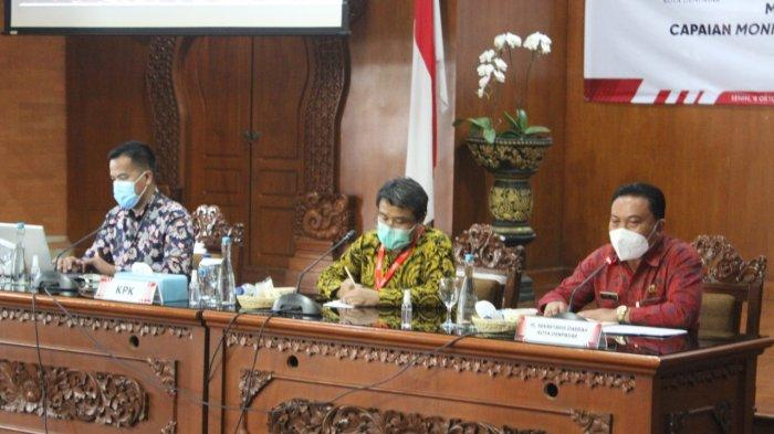 Nilai MCP Kota Denpasar Triwulan III 2021 Mencapai 85,59 Persen