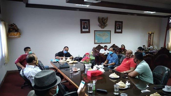 DPRD Bali Minta Pemprov Segera Ajukan Realokasi Dana Penanggulangan Covid-19