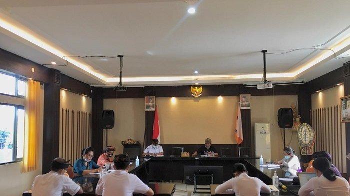 KPU Tabanan Tetapkan Paslon Terpilih Sabtu 23 Januari 2021