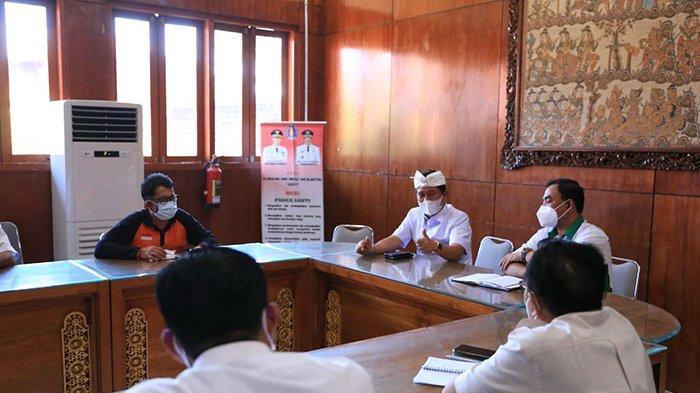 Pembukaan Pembelajaran Tatap Muka di Klungkung Diundur 4 Hari,Kapasitas Maksimal per Kelas 50 Persen