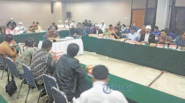 PHDI Bali Kukuh Tolak JBC pada Rapat Besar di Jakarta, Ada Keyakinan Terhadap Ida Mpu Sidimantra