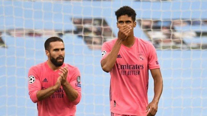 Update Bursa Transfer Liga Inggris: Manchester United Incar Raphael Varane.dan Kieran Trippier