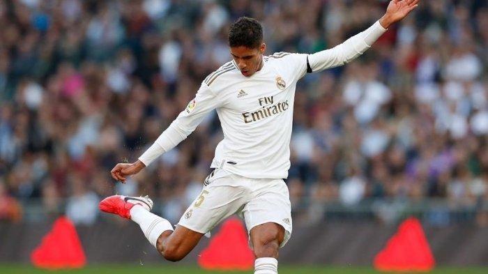 UPDATE Transfer Manchester United: Raphael Varane Makin Dekat, Optimis Teken Kontrak Akhir Juli