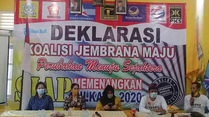 Dukung Sang Anak, Ratna Ani Lestari Turun Gunung Menangkan Paslon Tepat di Pilkada Jembrana
