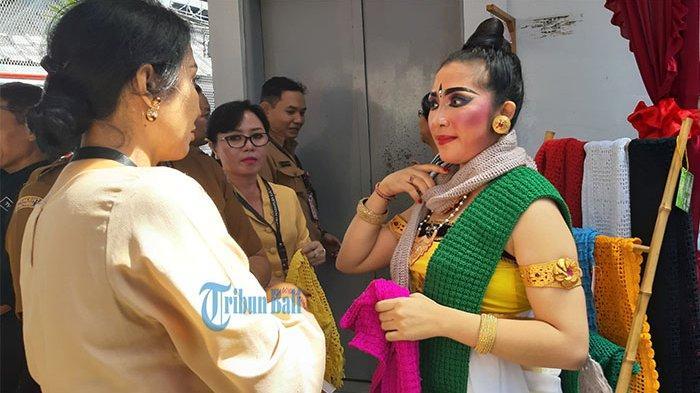 Produktif dan Aktif di Lapas, Ratna Dewi Istri Mendiang Jro Jangol Mendapat Remisi Khusus Hari Nyepi