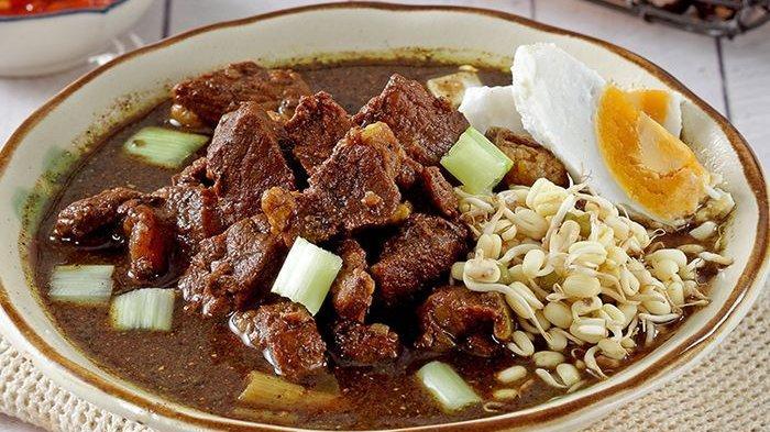 Ragam Kuliner Indonesia Berbumbu Hitam Cocok untuk Menu Buka Puasa Ramadhan