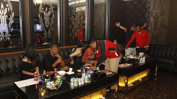 Razia Tempat Hiburan Malam di Denpasar-Kuta Ini Yang Ditemukan Petugas Pada Dini Hari