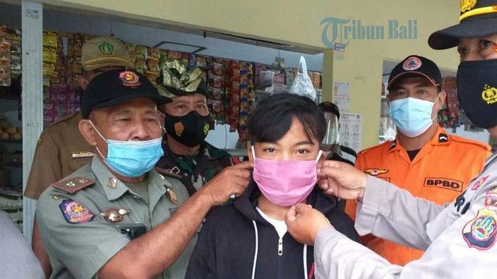 36 Pelanggar Protokol Kesehatan Dijaring Petugas Gabungan di Jembrana