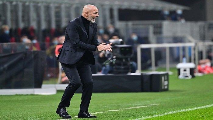 Update Hasil Liga Eropa, Stefano Pioli Kecewa AC Milan Gagal Raih Kemenangan, Begini Ungkapnya