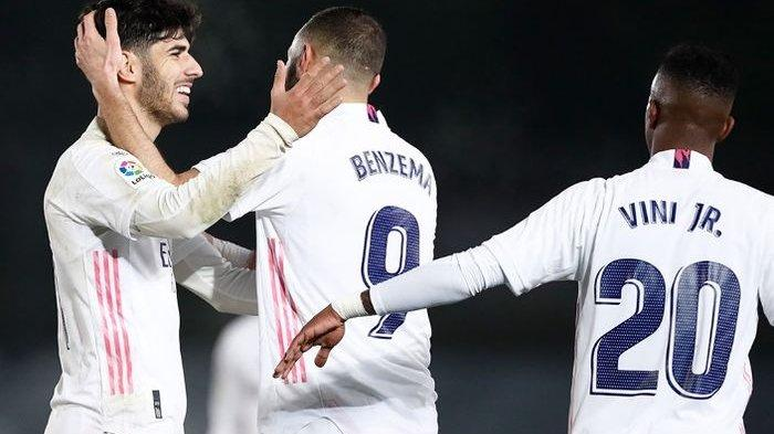Real Madrid Senasib dengan Barceona, Gagal Mendulang 3 Poin Lawan Elche