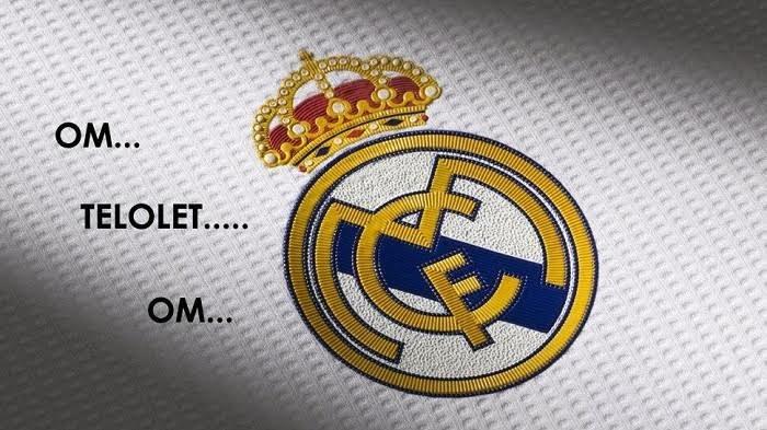 Astaga, Akun Official Real Madrid Demam Om Telolet Om, Nih Buktinya