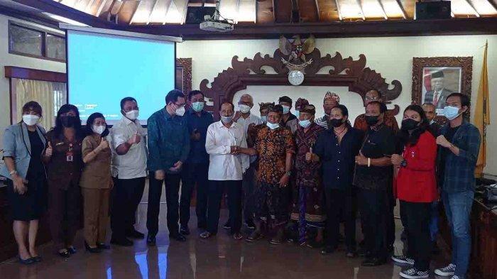 Rebutan Air Irigasi, Dua Subak di Perbatasan Tabanan-Badung Ini Geruduk DPRD Bali