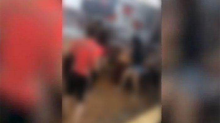 Rebutan Pacar, 2 Wanita Asing Keroyok Joaninha di  Jalan Poppies II, Kepala Dibenturkan ke Aspal