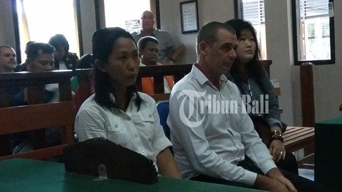Sepasang Kekasih Pemilik 13 Paket Kokain Divonis 64 Bulan Penjara