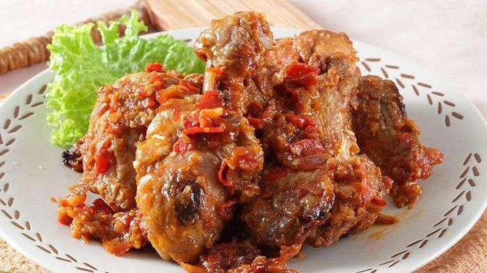 Perpaduan Sempurna Ayam Panggang dan Bumbu Tomat, Berikut Resepnya