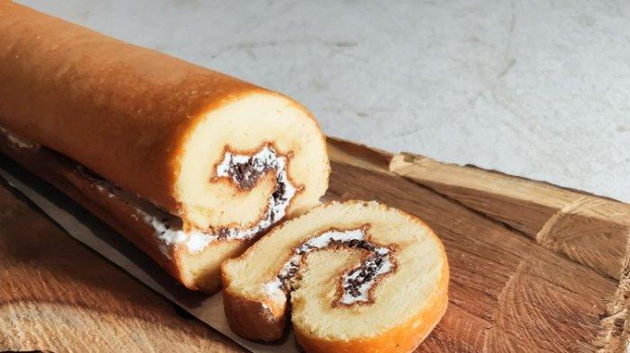 Resep Bolu Gulung Pisang Cokelat, Cocok untuk Camilan Akhir Pekan