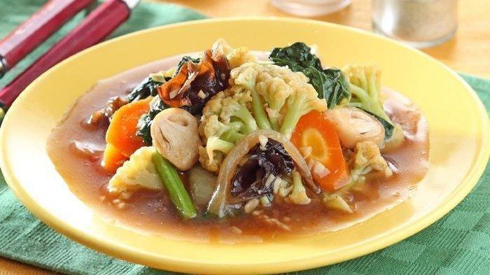 Tips Memasak Capcay Seenak Resto Chinese Food, Jangan Lewatkan Bahan Satu Ini