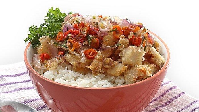 Perpaduan Rice Bowl dengan Sambal Matah Tradisional, Berikut Resep Fish Rice Bowl Sambal Matah