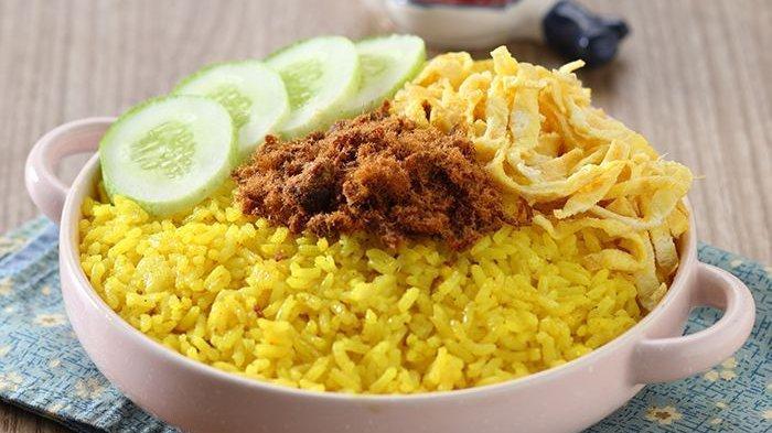 Resep Membuat Nasi Kuning Enak.