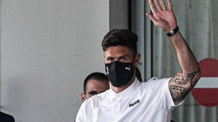 Hot Bursa Transfer AC Milan: Usai Datangkan Giroud, Rossoneri Akan Jual 5 Pemain Ini, Termasuk Leao