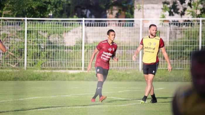 Bali United Resmi Rekrut Pemain Keturunan Filipina Jelang Big Match Lawan Persib, Reuben:Saya Bangga