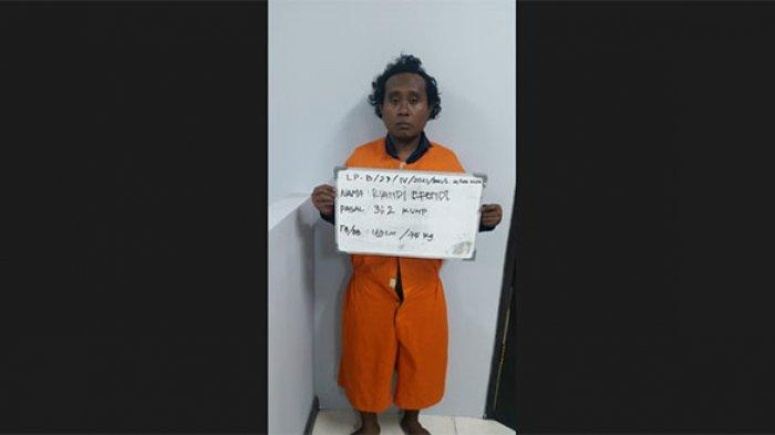Setelah Mencuri HT Balawista, Adi Pura-pura Menjadi Satgas Pantai Kuta Lalu Peras Korban ABG