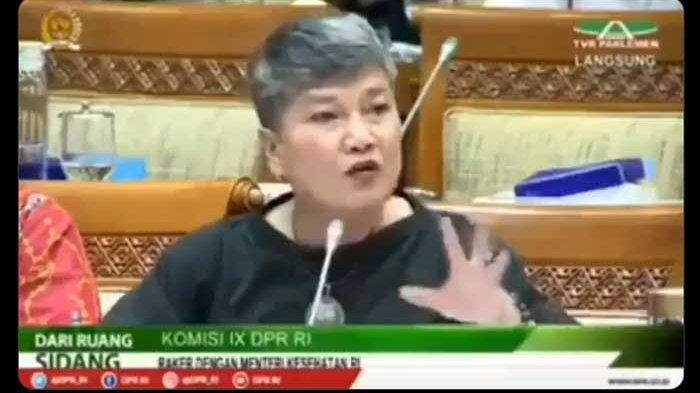 Politikus PDIP Ribka Tjiptaning Memilih Bayar Denda Ketimbang Divaksin Covid-19 Sinovac