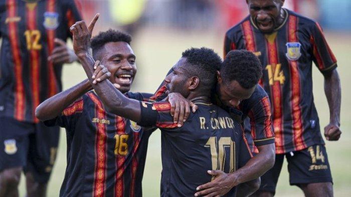 Papua Raih Emas Sepak bola Putra Setelah Membungkam Aceh 2-0, Jatim Rebut Perunggu