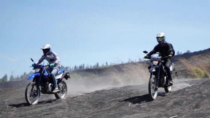 Hobi Baru Biker, Riding WR 155 R ke Tempat Wisata