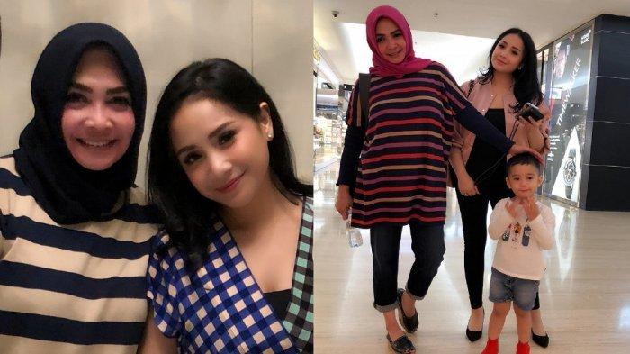 Nagita Slavina Beri Kejutan untuk Ibunya yang Ulang Tahun, Raffi Ahmad Kemana?