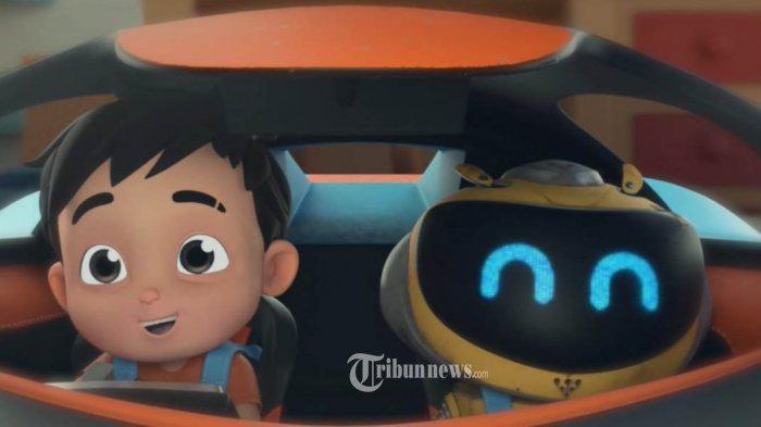 Temani Anak Selama Ramadhan 2021, Animasi Riko The Series Bakal Ada Episode Spesial Bulan Puasa