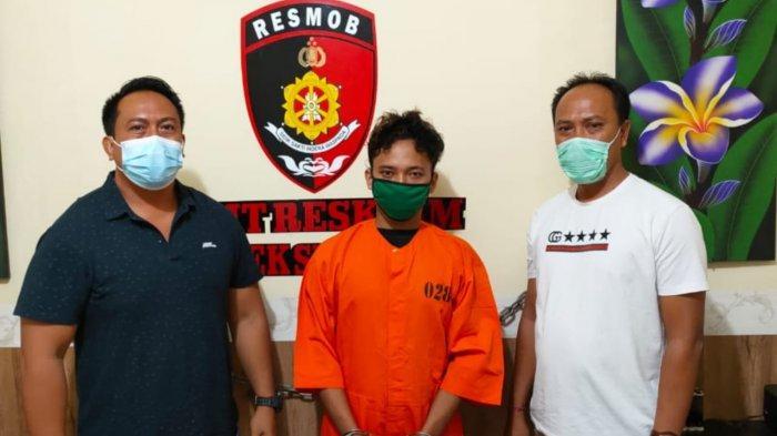 Sales Keliling Curi HP Polisi, Kapolsek Sukawati : Pelaku Sudah Mencuri Berkali-kali