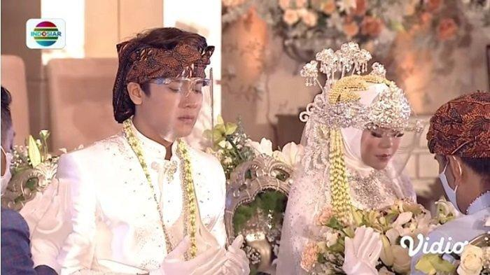 SAH! Rizky Billar dan Lesti Kejora Menikah, Resmi Jadi Suami Istri, Akad Nikah Live Indosiar