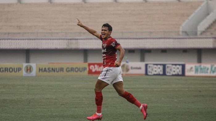 Posisi Baru Lord Pellu, Langsung Cetak Gol dan Tampil Apik Bersama Bali United