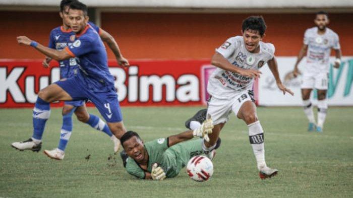 Bali United Vs Persiraja, Rizky Pellu Gemilang Ganti Peran Diego Assis, Teco: Dia Kuat dah Tak Takut