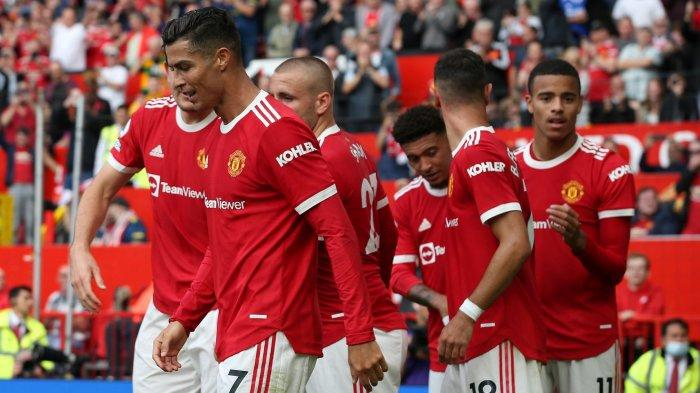 Daftar 22 Pemain Manchester United di Liga Champions, Ada Ronaldo, Jadwal Tanding Besok