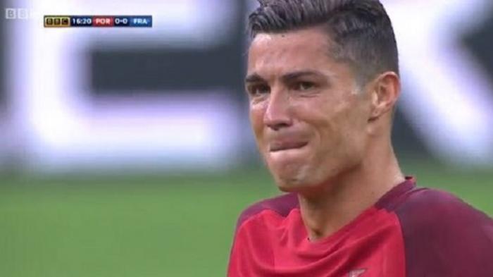 2 Jam Menjelang Laga Portugal VS Spanyol, Cristiano Ronaldo Dijatuhi Hukuman 2 Tahun