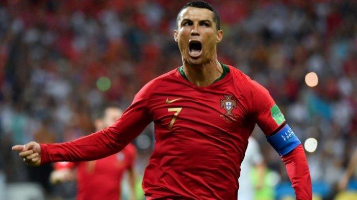 Selama Perkuat Timnas Portugal, Christiano Ronaldo Telah Ukir 85 Gol