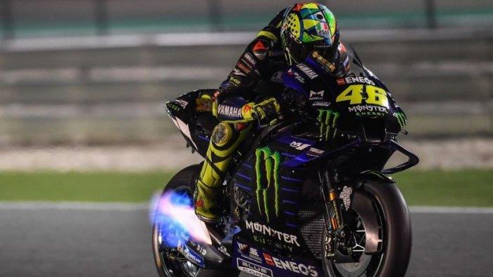 Janji Petronas Yamaha, Balikan Performa Moncer Valentino Rossi