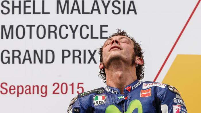 Mengharukan, Valentino Rossi Pernah Tulis Surat Cinta untuk Yamaha di Masa Jayanya