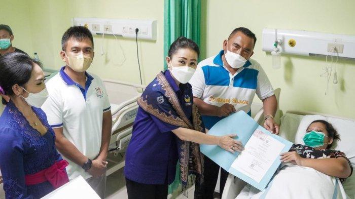 Permudah PelayananSaat Melahirkan, RSU Negara Luncurkan Program Dokter Sayang