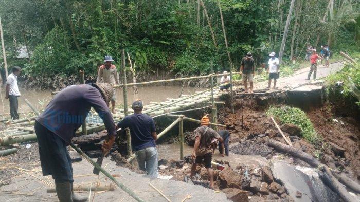 Butuh Anggaran Puluhan Miliar Untuk Perbaikan Kerusakan Akibat Bencana di Bangli Bali