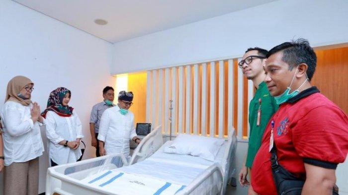 Rumah Dinas Bupati Banyuwangi Dijadikan Ruang Isolasi Darurat